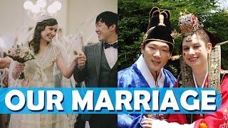 HOW WE MAKE OUR MARRIAGE WORK - KOREAN/WESTERN INTERCULTURAL