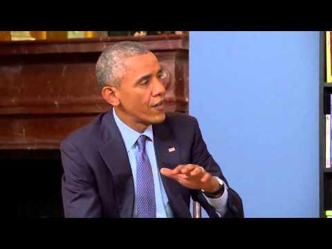 President Obama Thinks More States Will Legalize Marijuana