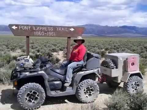 A Silver State ATV Adventure