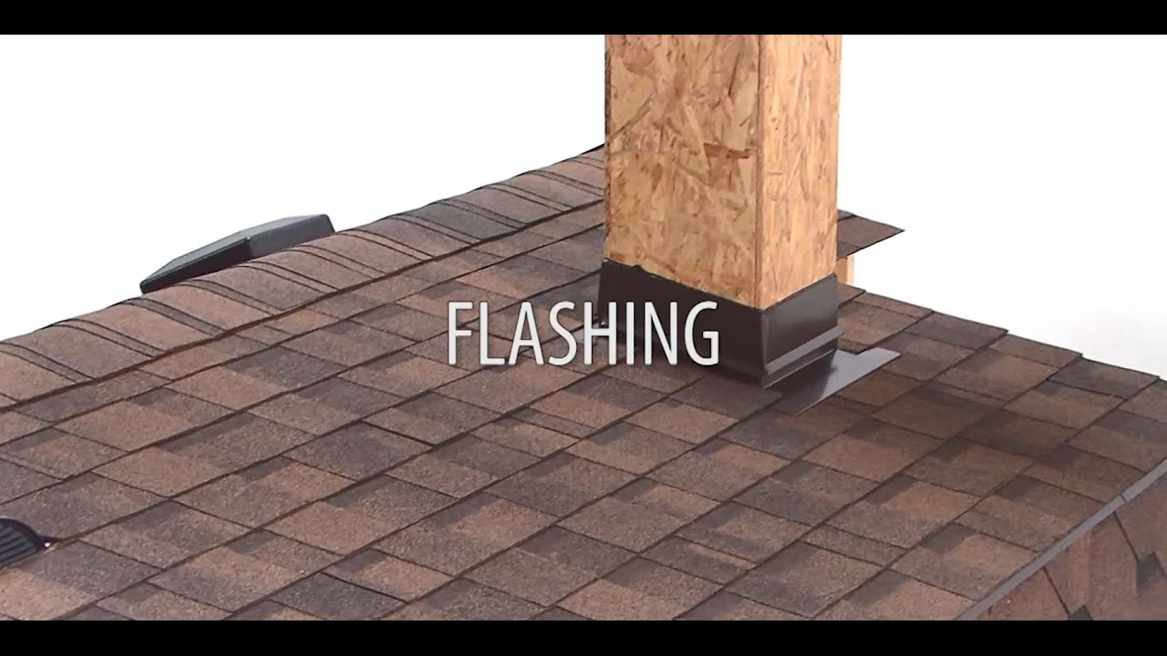 Installing Step Flashing On A Shingles Roof You