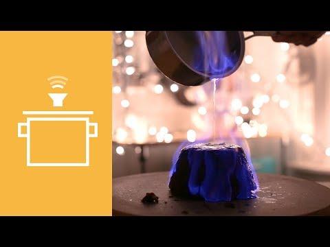 Silently Cooking - Christmas Pudding