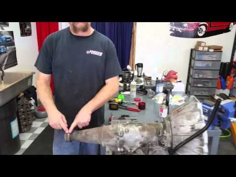C4 Transmission Complete - Bill's 1966 Ford Mustang GT Convertible - Day 31 Part 4