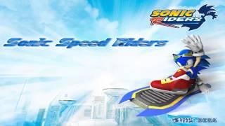 Sonic Riders ''Sonic Speed Riders'' Full Version [Original & Unreleased Remix]