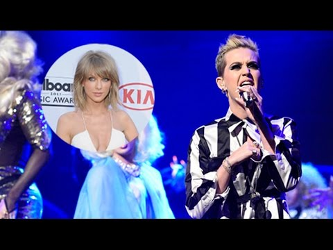 "Thumbnail: Katy Perry DISHES If ""Swish Swish"" Is About Taylor Swift & Performs On SNL"