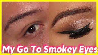 MY GO TO SMOKEY EYES | JOVANY ROMO