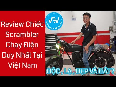 Xe điện phong cách cổ điển - Độc lạ tại Việt Nam |Hưng Xe Điện