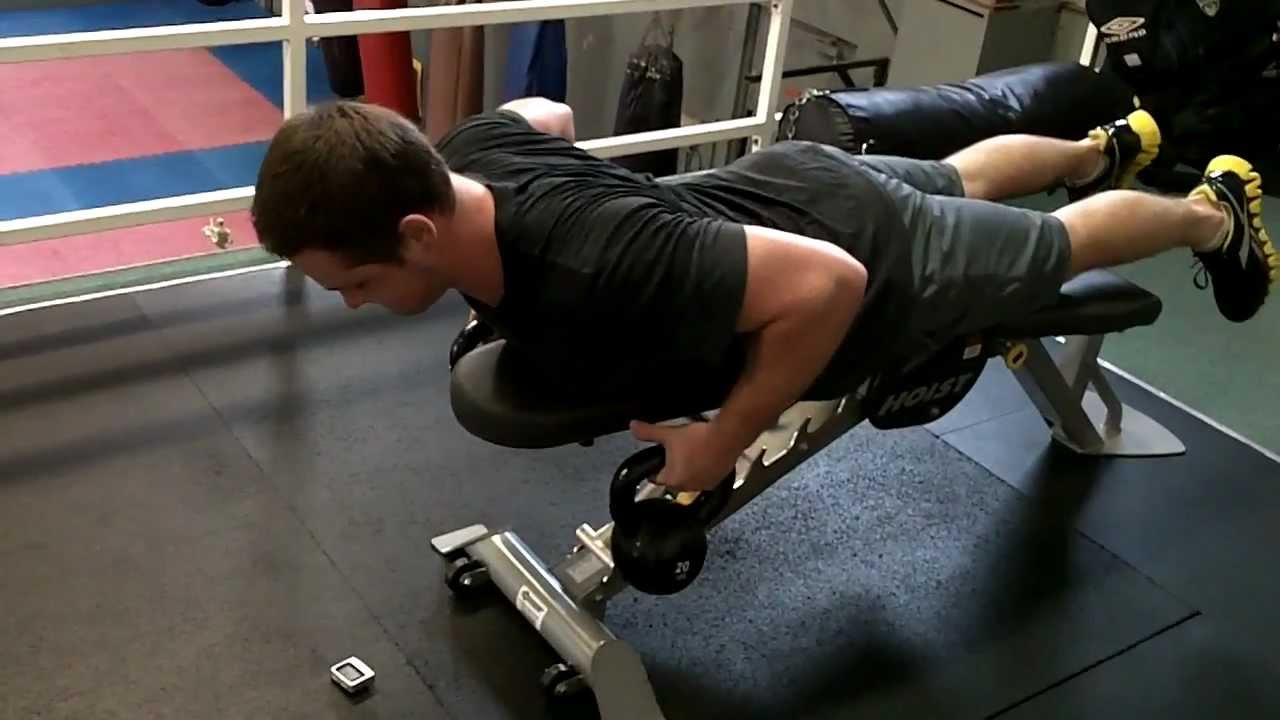 Chest Training Dual Cable Chest Press Superset