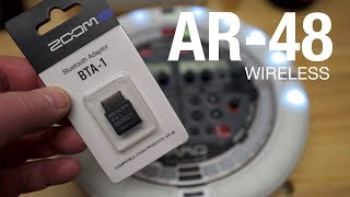 Zoom AR-48 Wireless