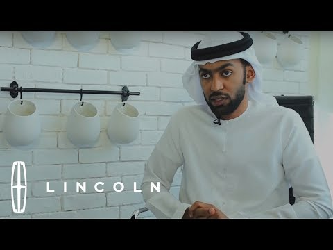 Lincoln Influencers | Mubarak AlSuwaidi