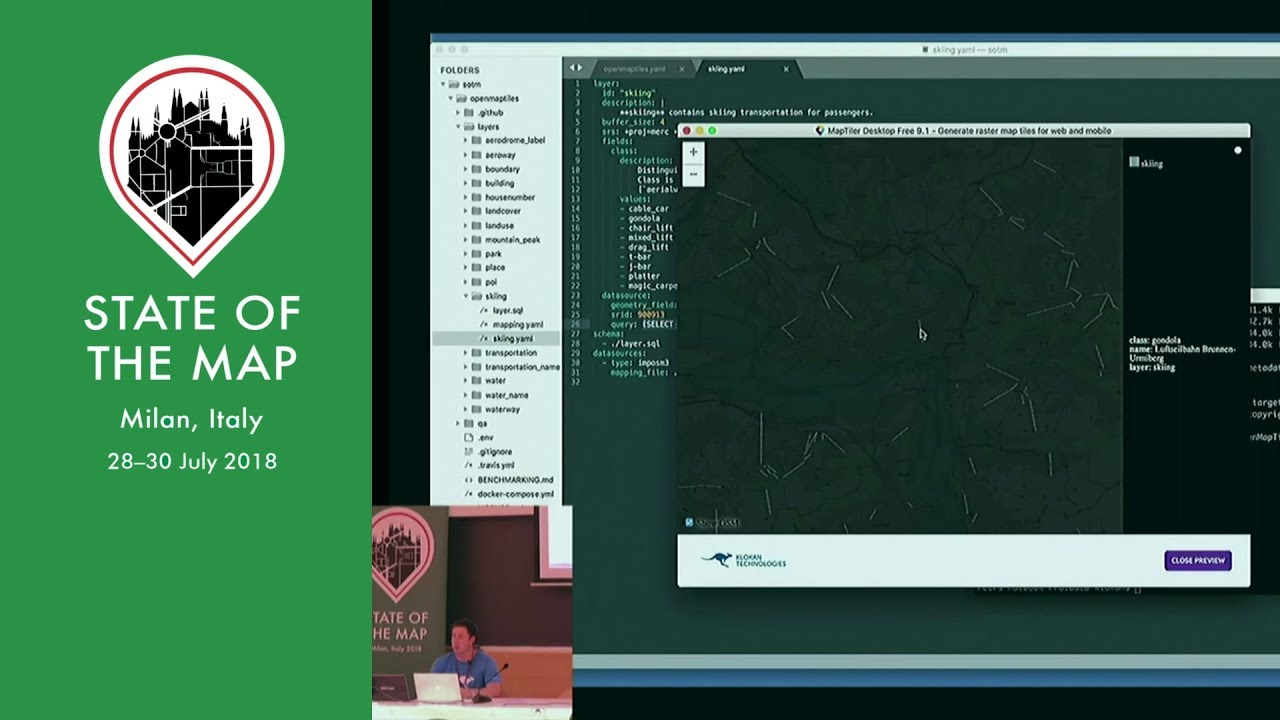OpenMapTiles: Vector tiles from OpenStreetMap