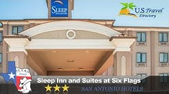 Sleep Inn and Suites at Six Flags - San Antonio Hotels, Texas