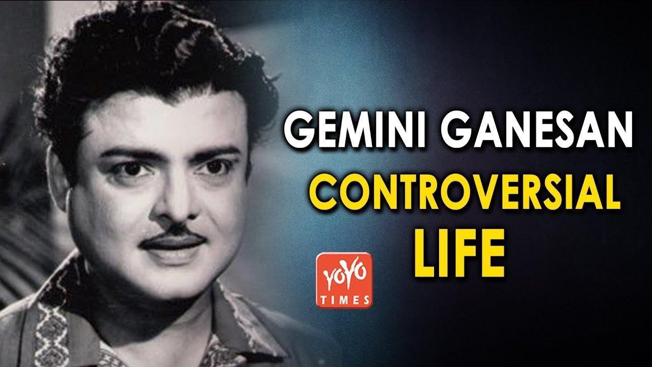 Gemini Ganesan Controversial Life Photos: Gemini Ganesan Controversial Life