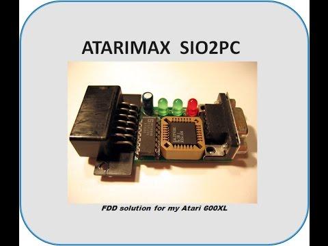 FDD Solution for my Atari 600XL