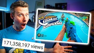 The Most Watched NERF Video Ever!
