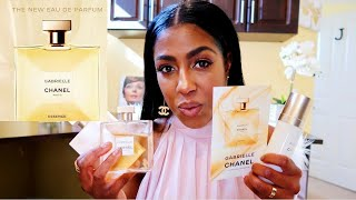 THE NEW GABRIELLE CHANEL ESSENCE PERFUME REVIEW! FALL PERFUME FOR WOMEN