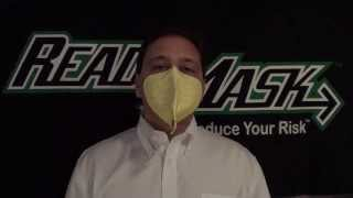 ReadiMask Half Mask Donning Instructions