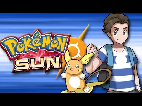 POKEMON SUN: The Whole Game in 20 Minutes!