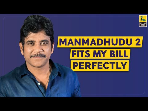Nagarjuna Interview With Baradwaj Rangan Part 1 | Manmadhudu 2 | Face 2 Face