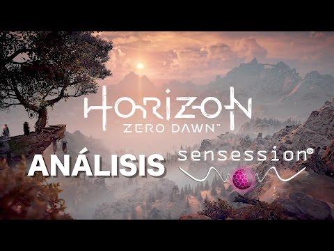 Horizon Zero Dawn Análisis Sensession