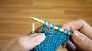 How to Knit: The Yarn Over