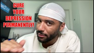 5 Ways To CЏRE Your Depression PERMANENTLY!! **GUARANTEED TO WORK**