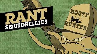 RANT: Squidbillies | LA ZONA CERO