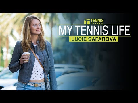 """My Tennis Life: Lucie Safarova Episode 1 """"Don't Let Coach Rob Do The Dishes"""""""