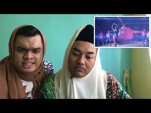 VIDEO REAKSI BOBO DIMANA...LAGI. (OFFICIAL MV)