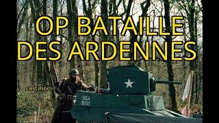 AIRSOFT WW2 - BATAILLE DES ARDENNES - Op 2020