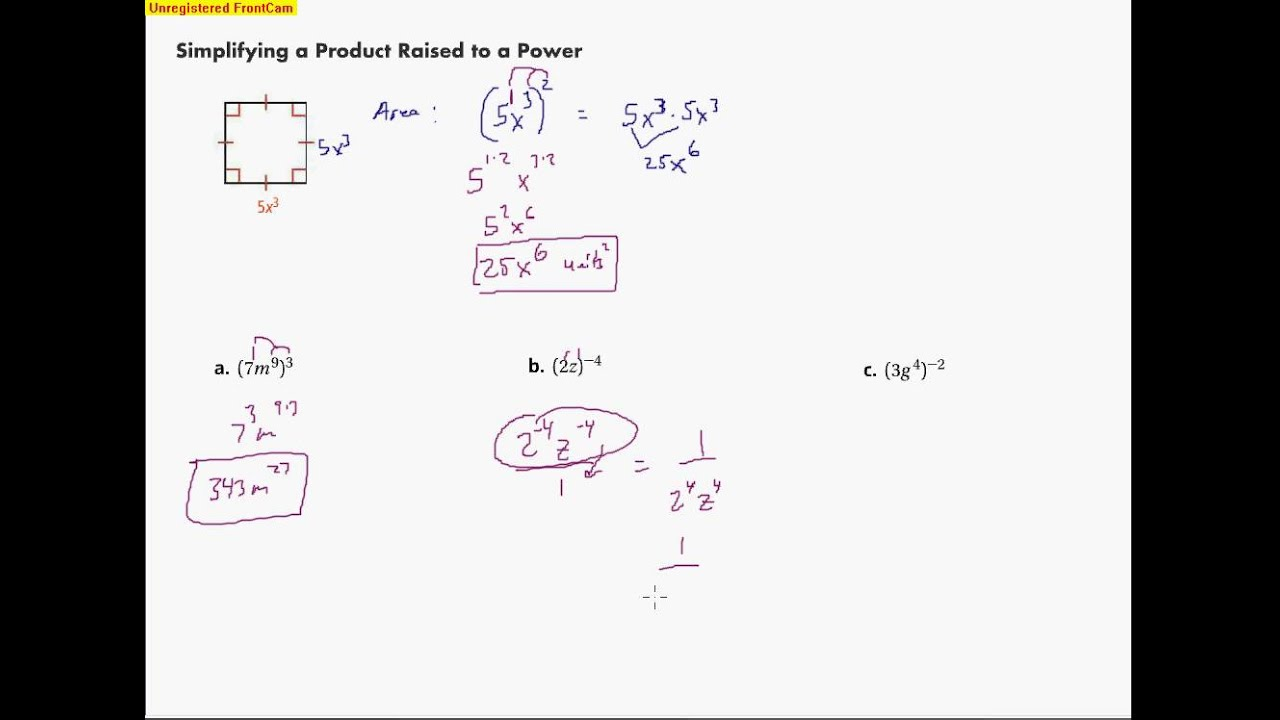More Properties Of Exponents Worksheet Delibertad – Properties of Exponents Worksheet Answers