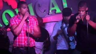 Jandy Ventura & Los Potros  en el Tropical Club de Passaic -Jun 25, 2011 by NecioTV