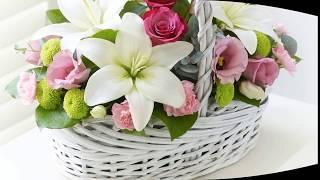 Букет цветов. Елена Ваймер