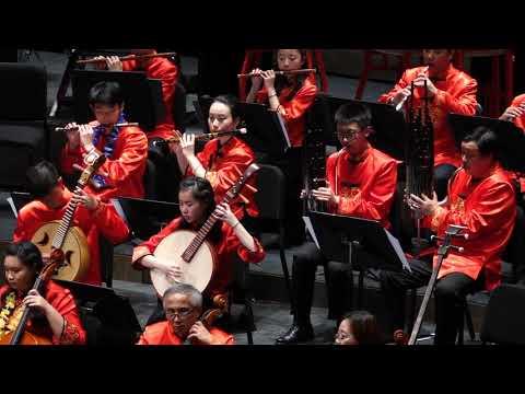 Chinese Orchestra: Jasmine Flower民族管弦樂《茉莉花》