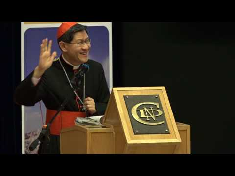 Day 1-07 Cardinal Luis Antonio Tagle
