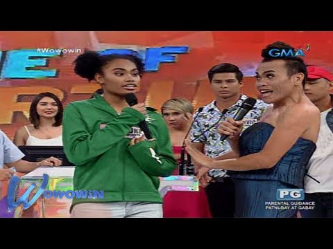 Wowowin: Super Tekla, napalaban sa De La Salle Lady Spikers