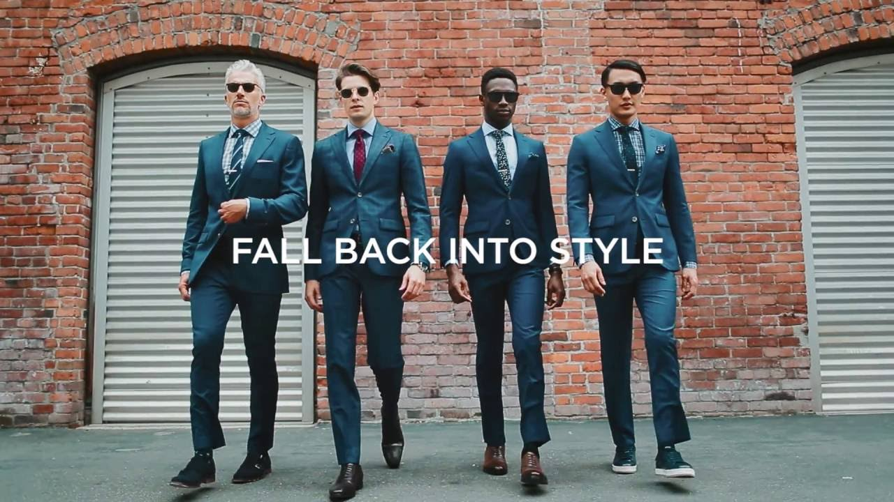 Made-to-Measure Suits | INDOCHINO Fall 2016 Collection