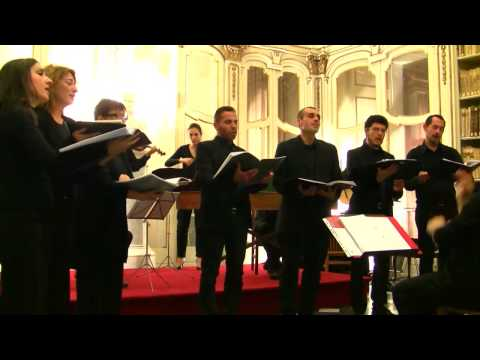 Claudio Monteverdi - Adoramus te, Christe, a 6 v. e continuo (dal libro I de' Motetti)