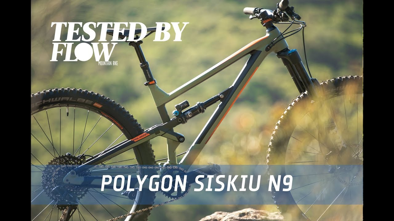 bb071f048 Polygon Siskiu N9  First Impressions - Flow Mountain Bike - YouTube