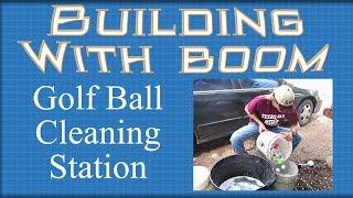 Clean Bulk Golf BaĮls Fast [Building With Boom]
