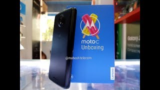 lenovo  Motorola Moto C Unboxing & Hands on