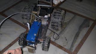 Model tractor 855