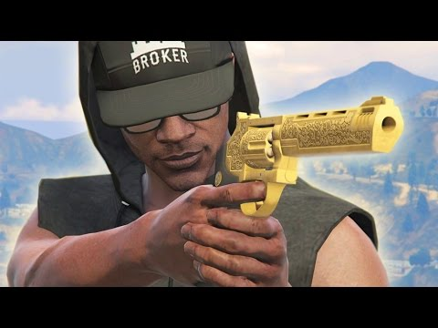 THE WORST GRAND THEFT AUTO  PLAYER EVER! | GTA 5 Online