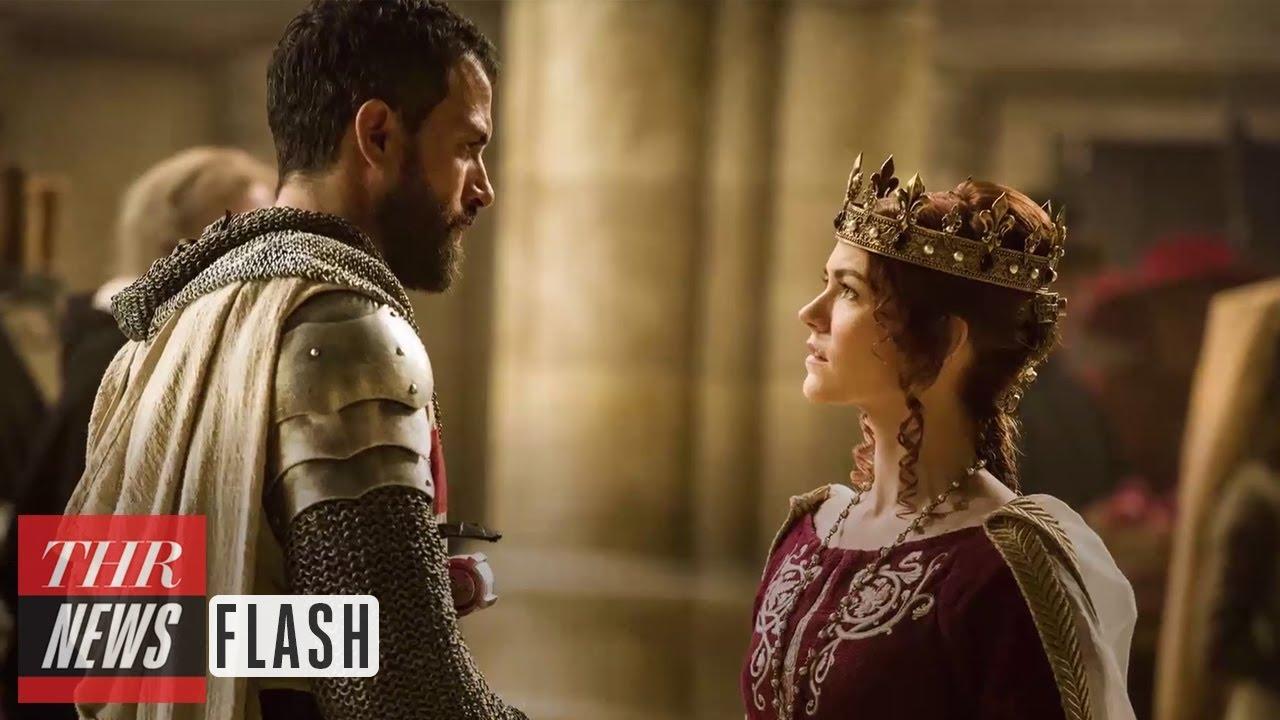 'Knightfall' Renewed for 2nd Season With Mark Hamill Joining Cast | THR News