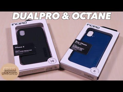 Incipio Octane & DualPro - IPhone X Cases