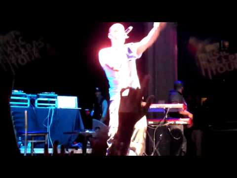 J. Cole Performs NEW Song at Newport Music Hall Columbus, OH