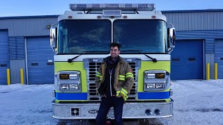 Is a Fire Truck Worth $400,000? - TheDriveGuyde Overview and Ride-Along