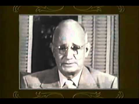 Napoleon Hill Law Of Attraction Youtube