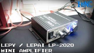 Lepy / Lepai LP-2020A Mini Stereo Amplifier | IMNC