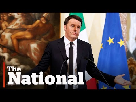 Italy referendum looming