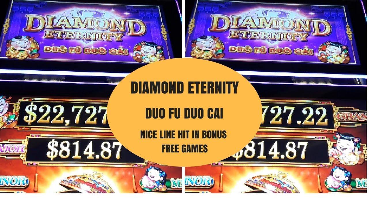 Slot machine duo fu duo cai